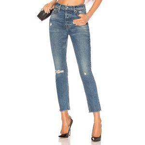 GRLFRND Karolina Jeans High Rise Sixpence Skinny